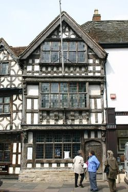 Harvard House, Stratford-upon-Avon