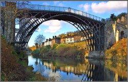 Ironbridge, Telford, Shropshire. UK