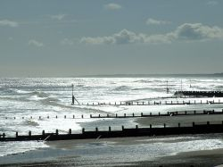 Hornsea sea view