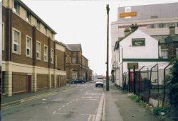 Derby, Derbyshire. Wallpaper