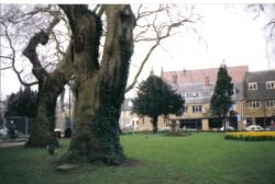 Banbuy's Town Center, Oxfordshire