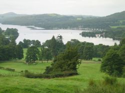 Coniston Water - Lake District