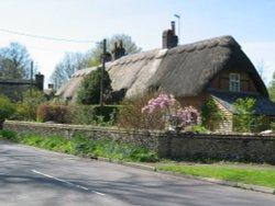 Neighbor to Jane Austin House in Chawton, Hampshire
