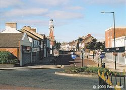 Spennymoor High Street, County Durham