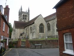 St Andrews Church, Farnham, Surrey