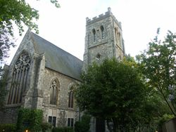 St John The Evangelist, Eton, Berkshire