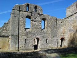 Wolvesey Castle Ruins, Hampshire