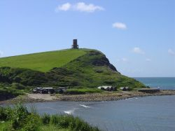 Clavel Tower near Kimmeridge, Dorset