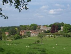 Ewelme Village, Oxfordshire