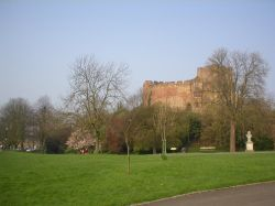 Tamworth Castle, Staffordshire