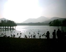 Derwent Waters, Cumbria