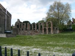 St. Botolphs Priory in Colchester