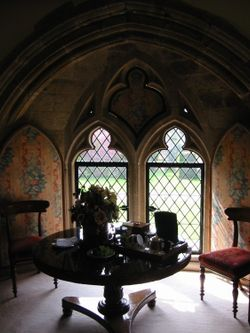 Beautiful Interior of Amberley Castle
