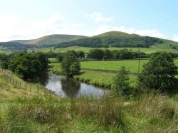 Hodder Valley near Dunsop Bridge, Lancashire
