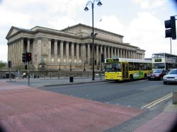 St Georges Hall, Lime St, Liverpool