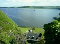 The governers house, Dumbarton Castle
