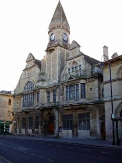 Trowbridge Town Hall, Wiltshire