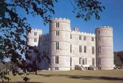 Lulworth Castle, Dorset