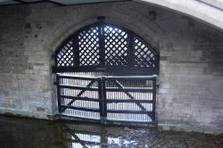Traitor's Gate, Tower of London, London Wallpaper