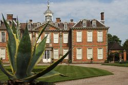 Hanbury Hall, Droitwich, Worcestershire.