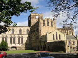 Hexham Abbey, Northumberland