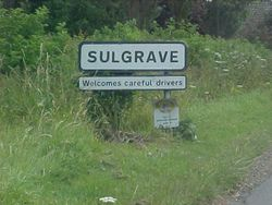 Sulgrave - home of George Washington's ancesters