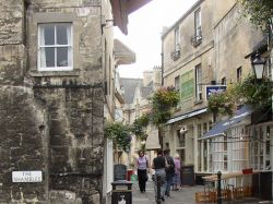 Bradford-on-Avon, Wiltshire. Summer 2004
