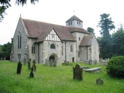 Breamore Parish Church, nr Fordingbridge, Hampshire