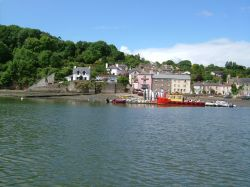 Dittisham in Devon