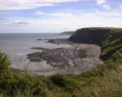 Port Mulgrave, North Yorkshire.  Unspoilt.