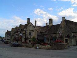 Rose & Crown Inn, Nympsfield, Gloucestershire