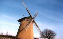 Bembridge Windmill (NT)