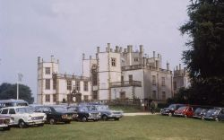 Sherborne Castle, Dorset taken in the summer of 1973.
