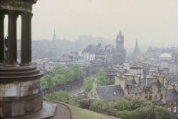 Edinburgh in 1973