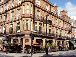 The Audley (pub)in London