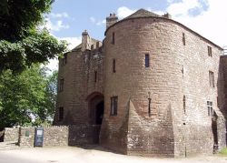 St. Briavels Castle, Gloucestershire.