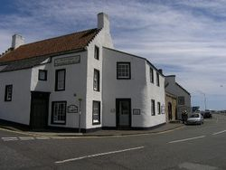 Scottish fisheries museum in Anstruther