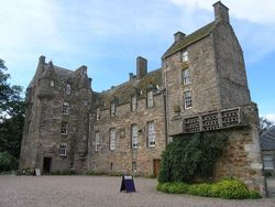Kellie Castle near arncroach