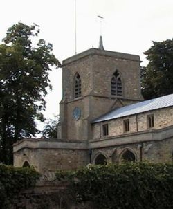 Parish church of St. Mary the Virgin, Fen Ditton