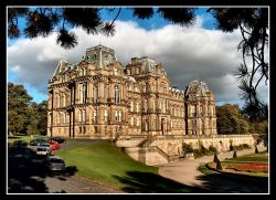 Bowes Museum.. Near Barnard Castle...3rd October 2004.