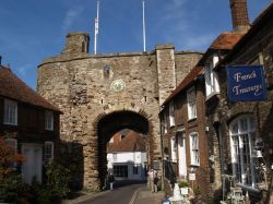 Landgate, Rye, East Sussex