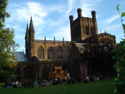 Chester Cathedral, Chester, Cheshire