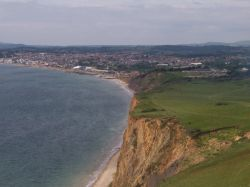 Looking towards Sandown, Isle of Wight