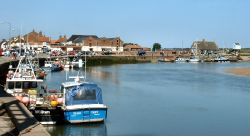 The Quay, Wells-next-the-Sea, Norfolk.
