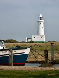 Hurst Lighthouse, Keyhaven, Hampshire