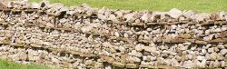 Drystone walling, Gayle, North Yorkshire