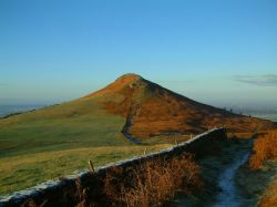 A picture of Roseberry topping