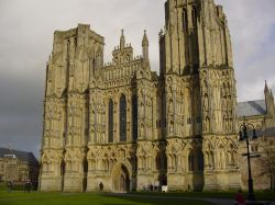Wells Cathedral, Wells, Somerset