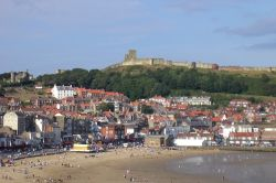 Scarborough, Yorkshire, Scarborough Castle and the South Bay