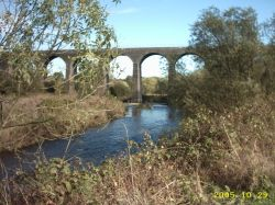 Reddish Vale Viaduct, Reddish near Stockport